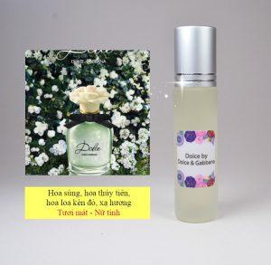 Tinh dầu nước hoa Dolce by Dolce & Gabbana