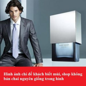 Tinh dầu nước hoa Very Sexy for him by Victoria's Secret