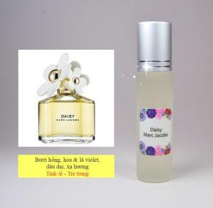 Tinh dầu nước hoa Daisy by Marc Jacobs