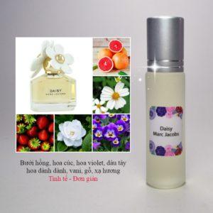 Tinh dầu nước hoa Pháp Daisy