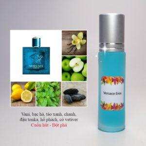 Tinh dầu nước hoa Eros by Versace