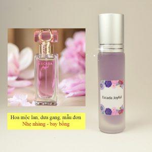 Tinh dầu nước hoa Joyful