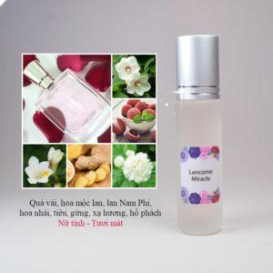 Tinh dầu nước hoa Miracle by Lancome