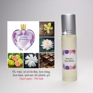 Tinh dầu nước hoa Princess