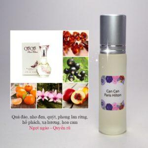 Tinh dầu nước hoa Can Can by Paris Hilton