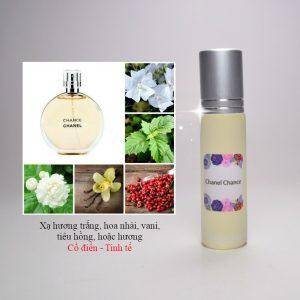 Tinh dầu nước hoa Chance by Chanel