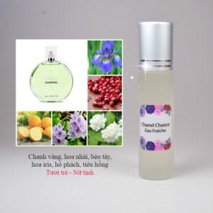 Tinh dầu nước hoa Chance Eau Fraiche