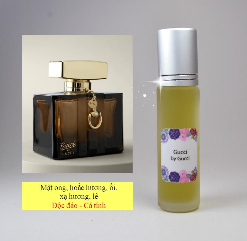 Tinh dầu nước hoa Gucci by Gucci