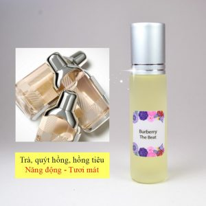 Tinh dầu nước hoa The Beat by Burberry