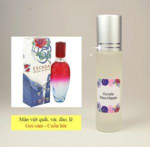 Tinh dầu nước hoa Ibiza Hippie