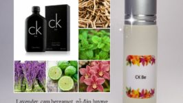 CK BE – REVIEW NƯỚC HOA