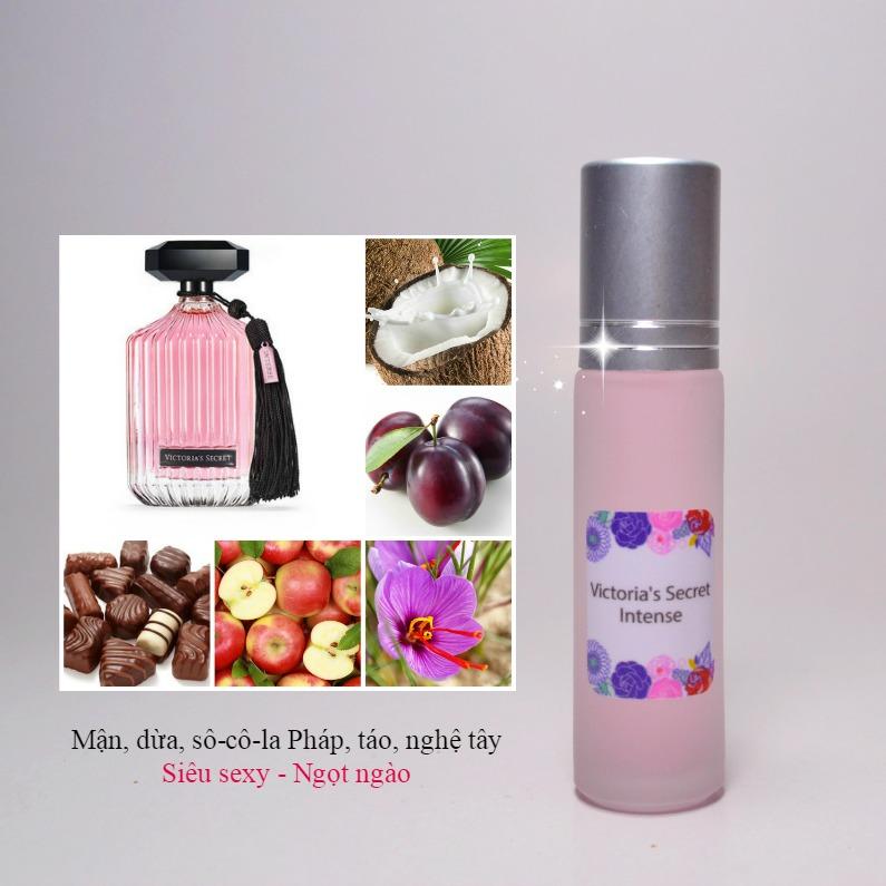 Tinh dầu nước hoa Victoria's Secret Intense