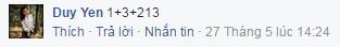 Duy Yen (1 + 3 + 213) +21