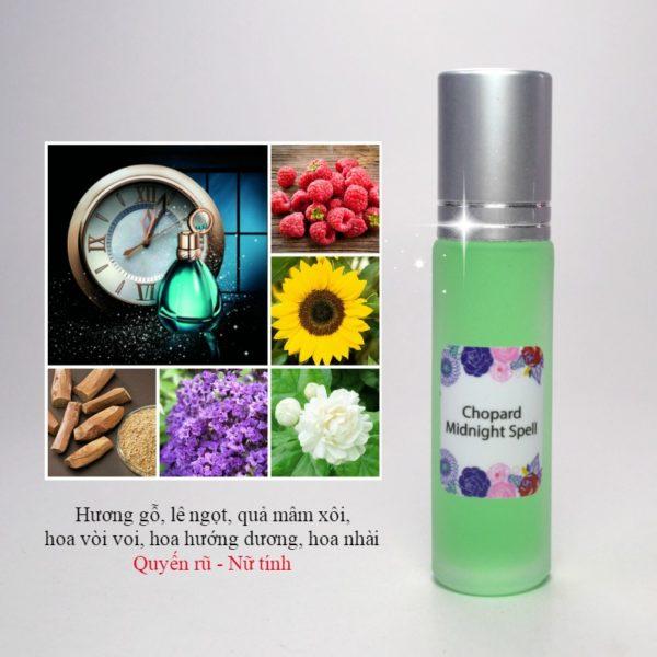 Tinh dầu nước hoa Midnight Spell