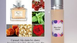 MISS DIOR CHERIE – REVIEW