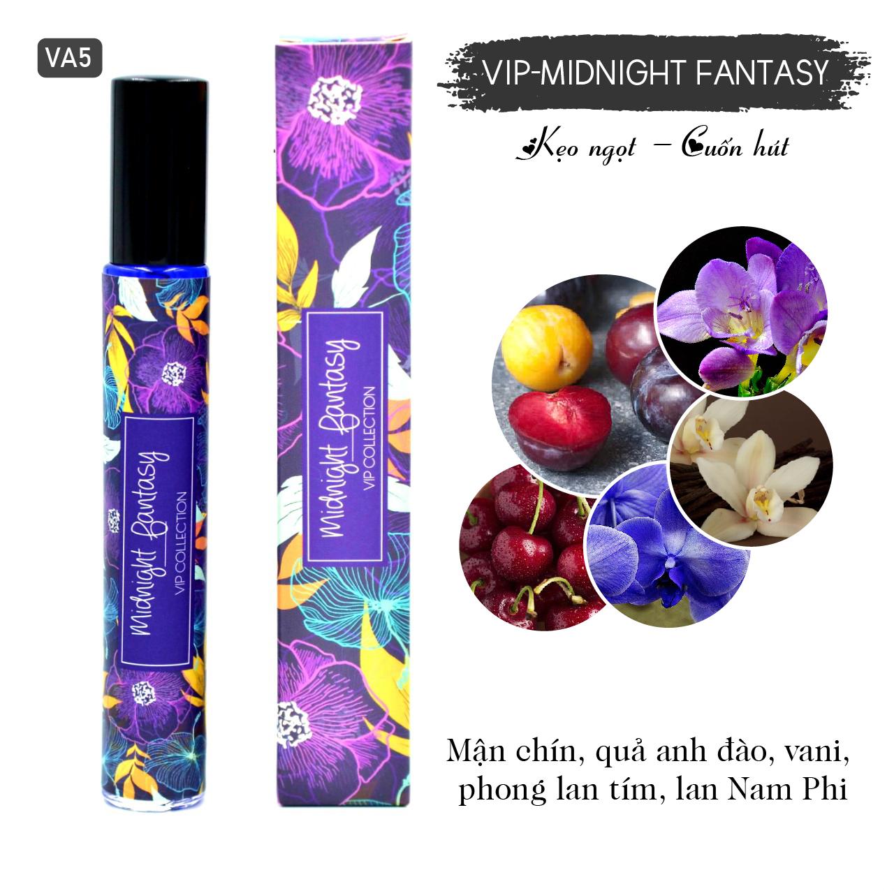 Tinh dầu nước hoa Midnight Fantasy