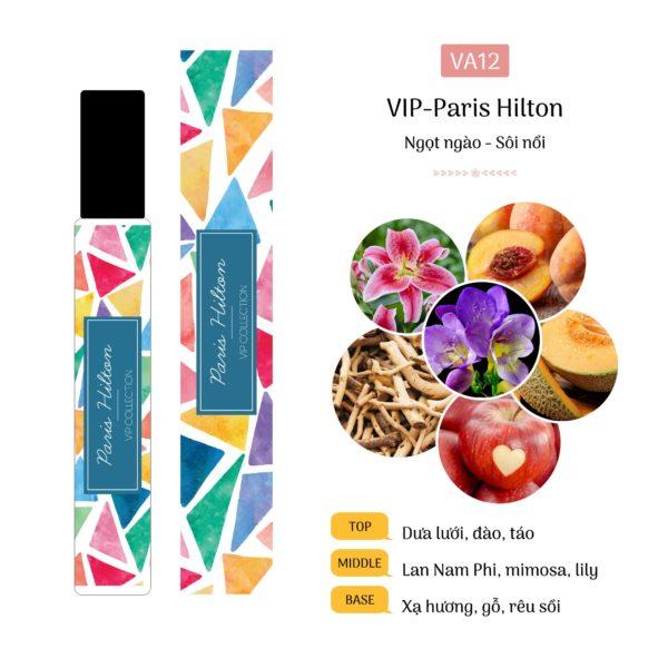 Tinh Dầu Nước Hoa Pháp Paris Hilton