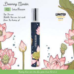Tinh Dầu Nước Hoa Hương Sen Lotus Blossom