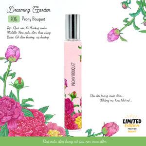 Tinh Dầu Nước Hoa Peony Bouquet