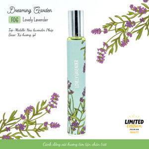 Tinh Dầu Nước Hoa Lovely Lavender