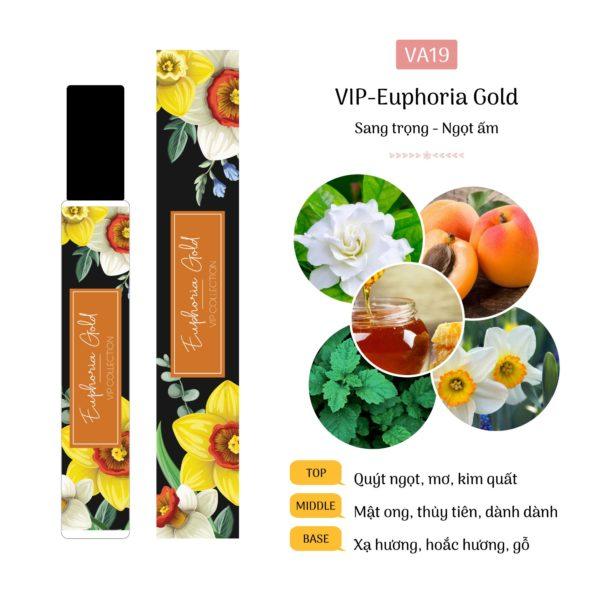 Tinh dầu nước hoa Euphoria Gold